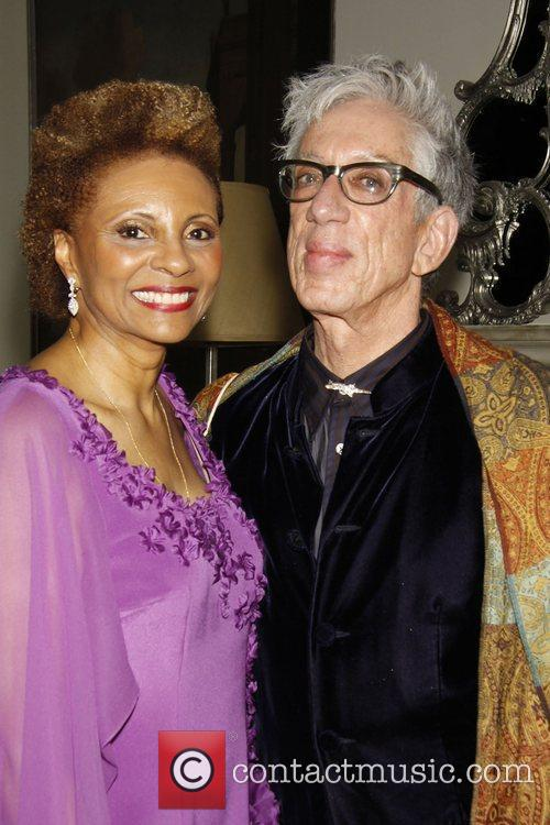 Leslie Uggams and Jorge Vargas  Photocall for...