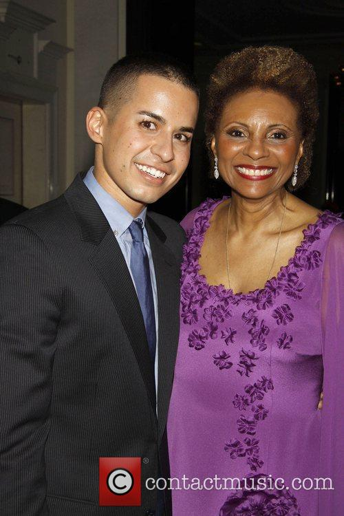 Pedro Rios and Leslie Uggams  Photocall for...