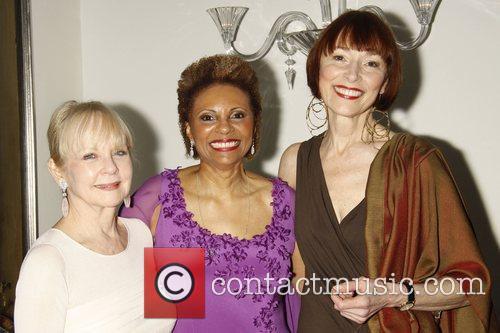 Penny Fuller, Leslie Uggams, and Karen Akers Photocall...