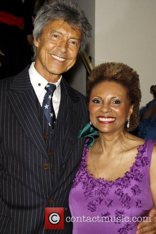 Tommy Tune and Leslie Uggams  Photocall for...