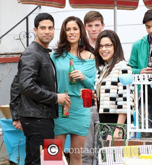 Adam Rodriguez and Ana Ortiz 4