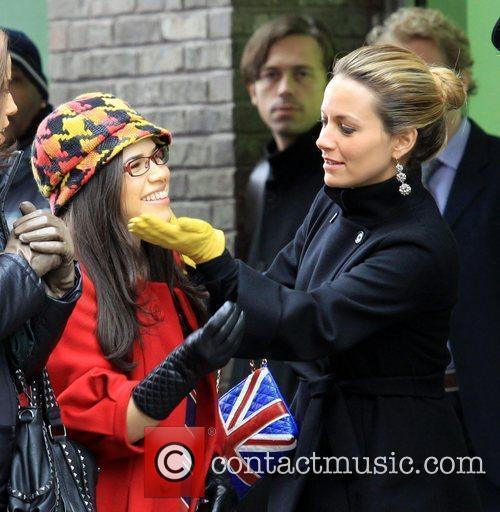 America Ferrera and Becki Newton 3