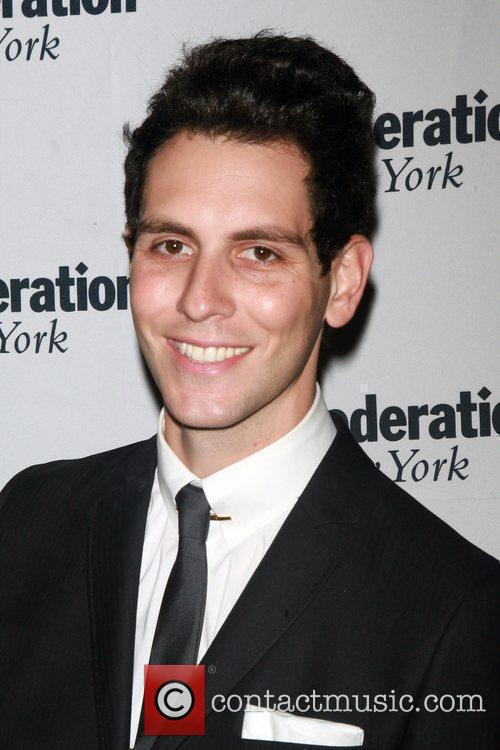Gabe Saporta UJA-Federation's 2010 Music Visionary of the...