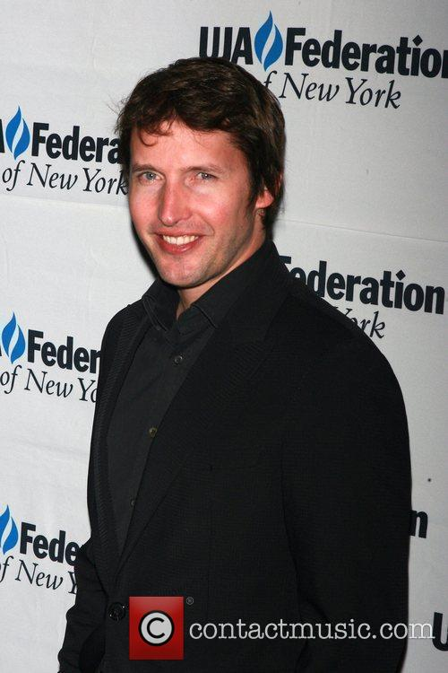 James Blunt UJA-Federation's 2010 Music Visionary of the...
