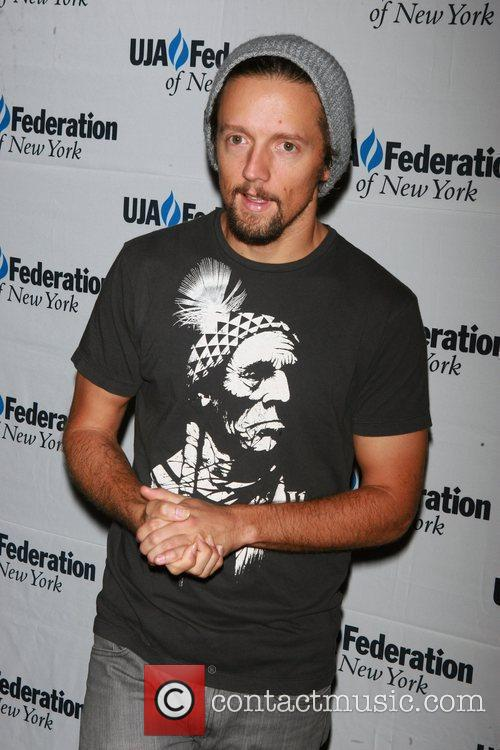 Jason Mraz UJA-Federation's 2010 Music Visionary of the...
