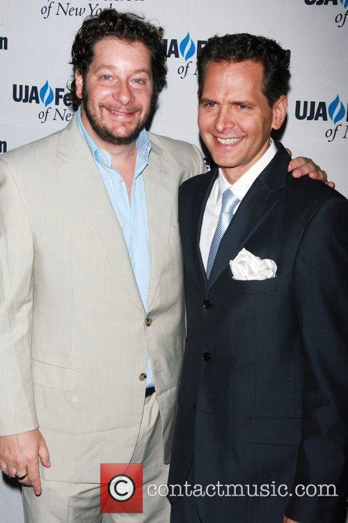 Jeffrey Ross and Craig Kallman  UJA-Federation's 2010...