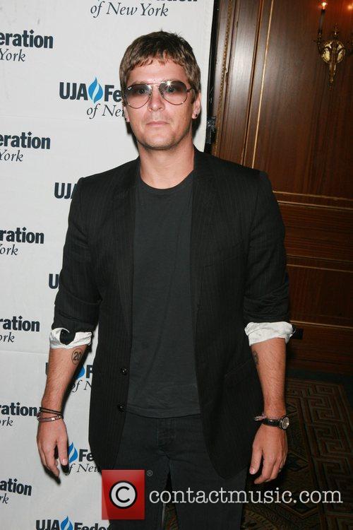 Rob Thomas UJA-Federation's 2010 Music Visionary of the...