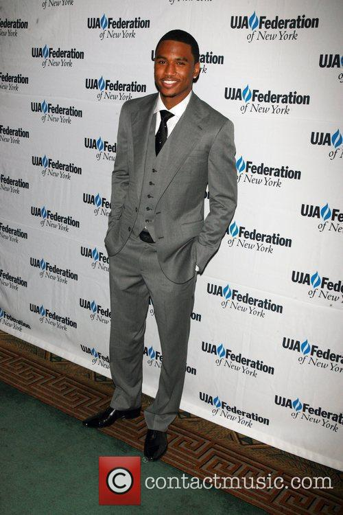 Trey Songz  UJA-Federation's 2010 Music Visionary of...