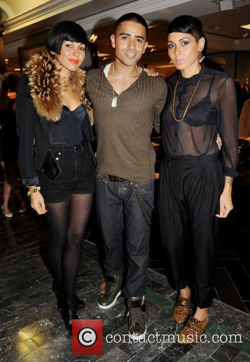 Jay Sean, Celebration and Nina Sky