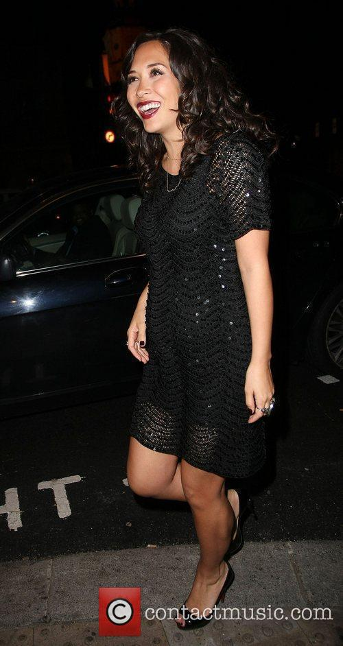 Myleene Klass and Women 6