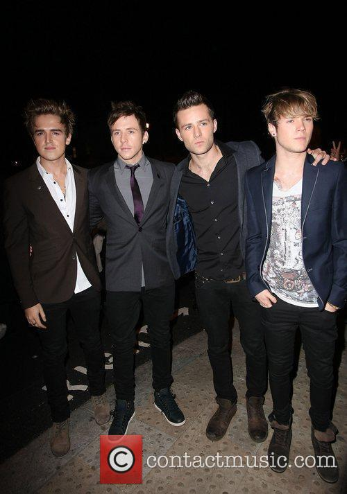 Danny Jones, Dougie Poynter, Harry Judd, Mcfly and Women 2