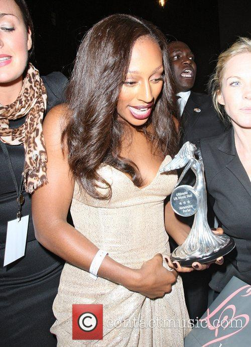 Alexandra Burke and Women 3