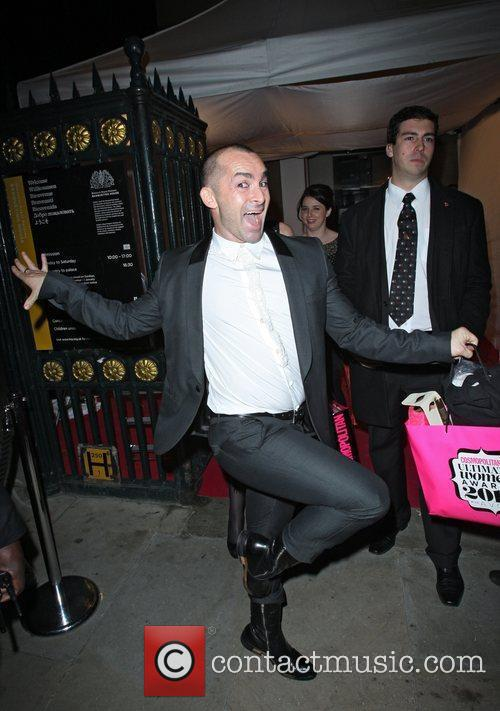 Louie Spence and Women 2