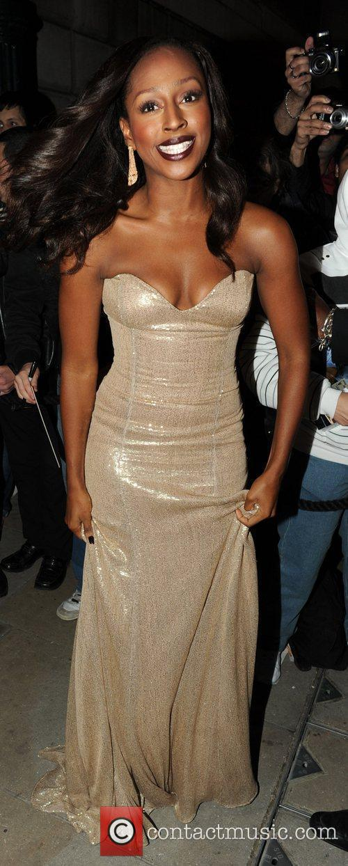 Alexandra Burke and Women 5