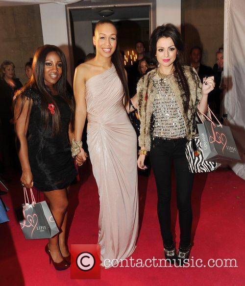 Treyc Cohen, Rebecca Ferguson and Cher Lloyd...