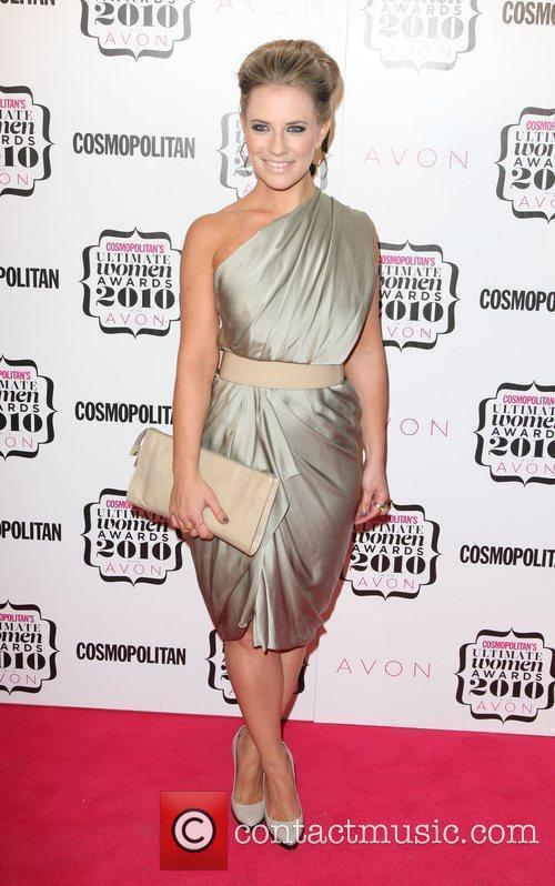 Georgie Thompson Cosmopolitan Ultimate Women Of The Year...