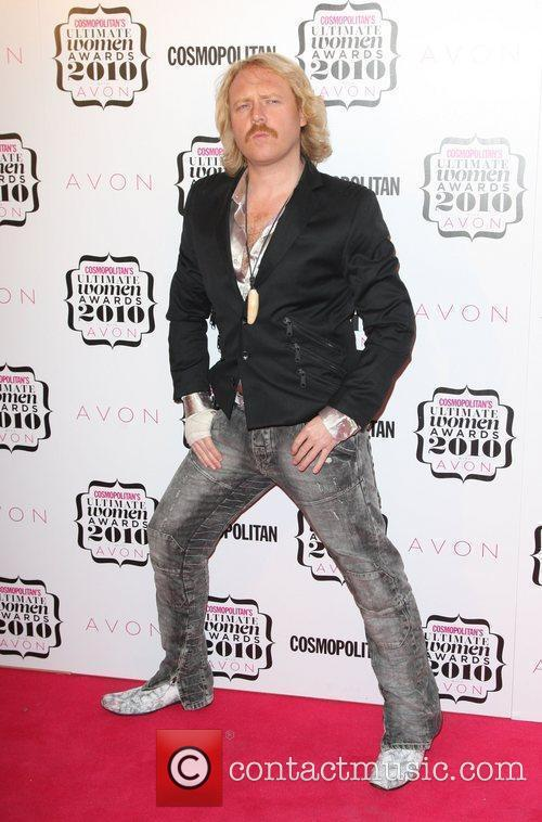 Leigh Francis Cosmopolitan Ultimate Women Of The Year...