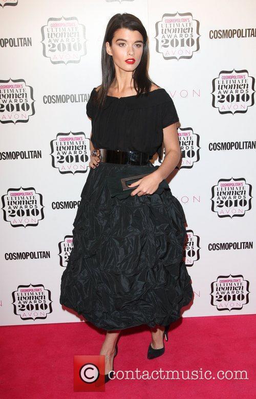 Crystal Renn Cosmopolitan Ultimate Women Of The Year...