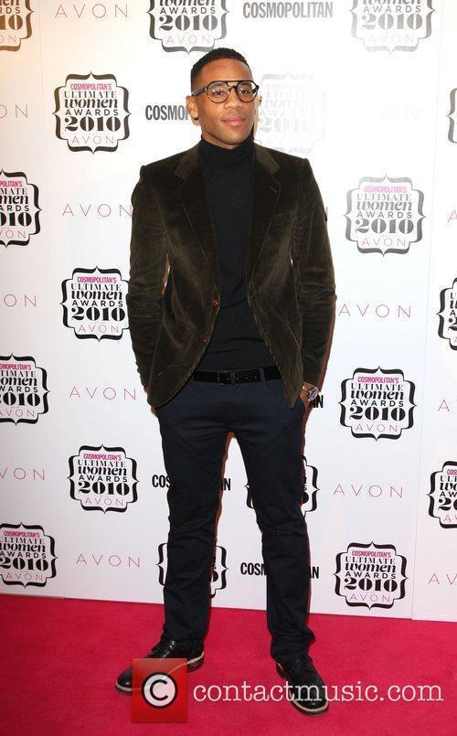 Reggie Yates Cosmopolitan Ultimate Women Of The Year...