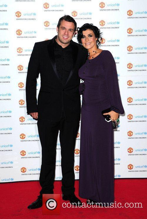 Kym Marsh, Jamie Lomas and Unicef 1