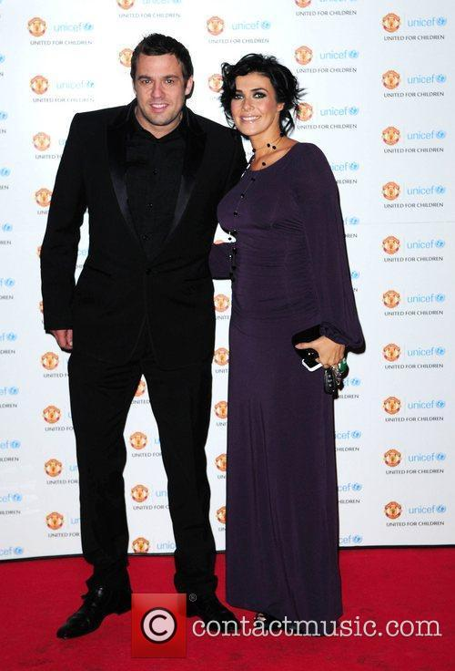 Kym Marsh, Jamie Lomas and Unicef 2