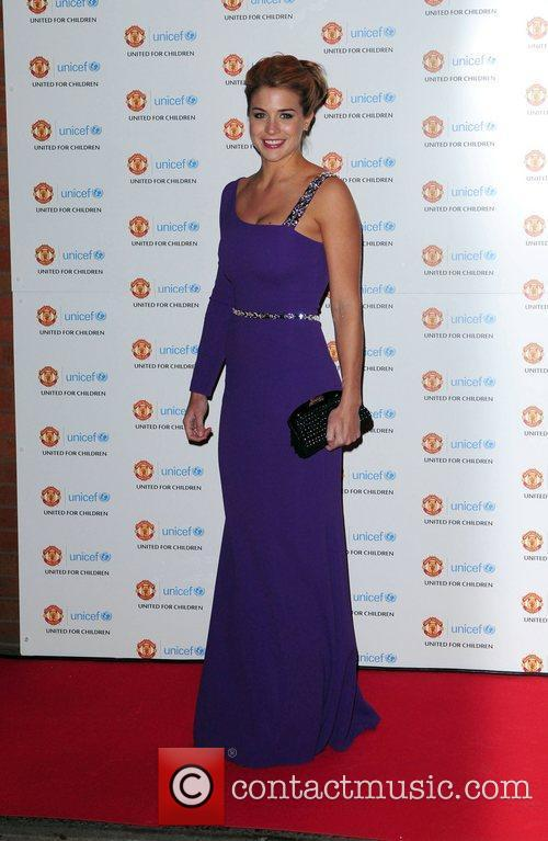 Gemma Atkinson and Unicef 1