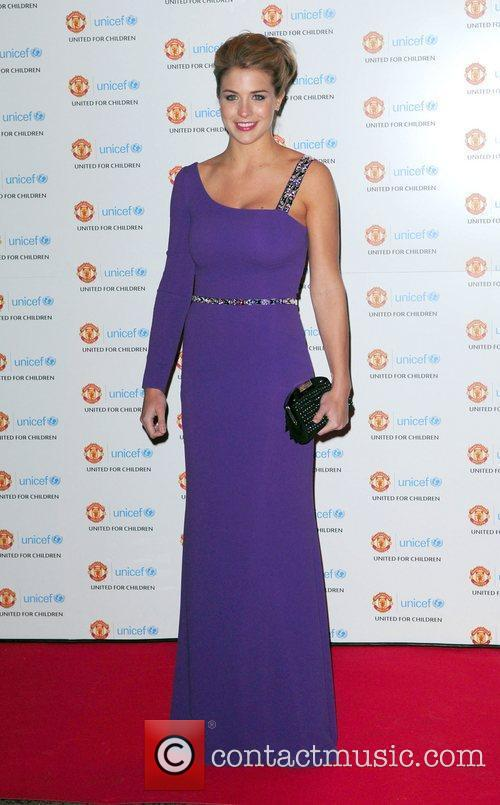 Gemma Atkinson and Unicef 2