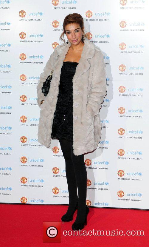 Shobna Gulati and Unicef 2