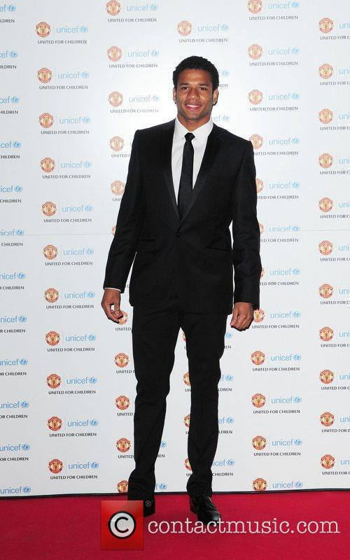 Bebe, Unicef and Manchester United 1