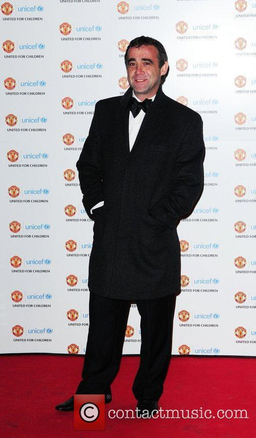 Michael Le Vell, Manchester United and Unicef 2