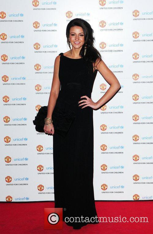 Michelle Keegan, Manchester United and Unicef 3