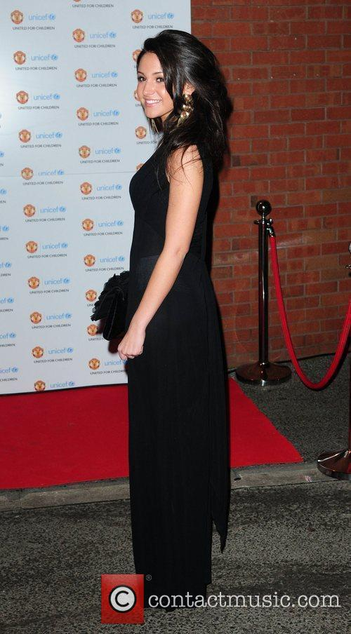 Michelle Keegan, Manchester United and Unicef 5