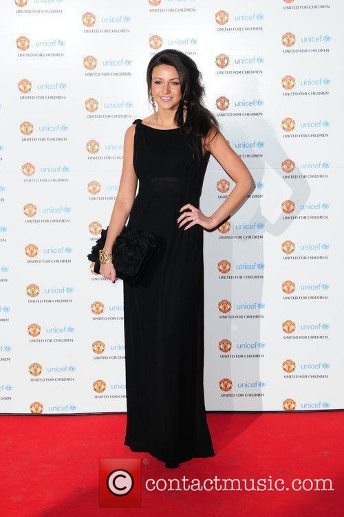 Michelle Keegan, Manchester United and Unicef 6