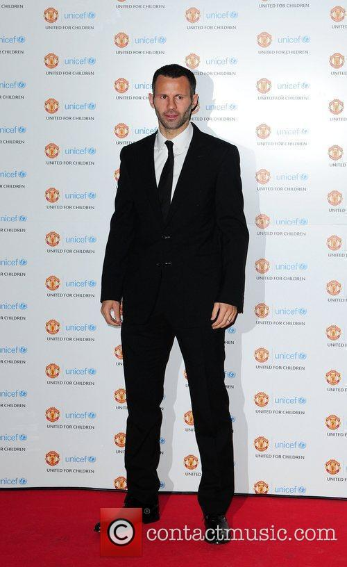 Ryan Giggs, Manchester United and Unicef 1