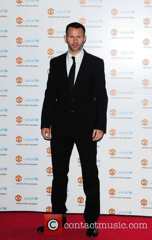 Ryan Giggs, Manchester United and Unicef 2