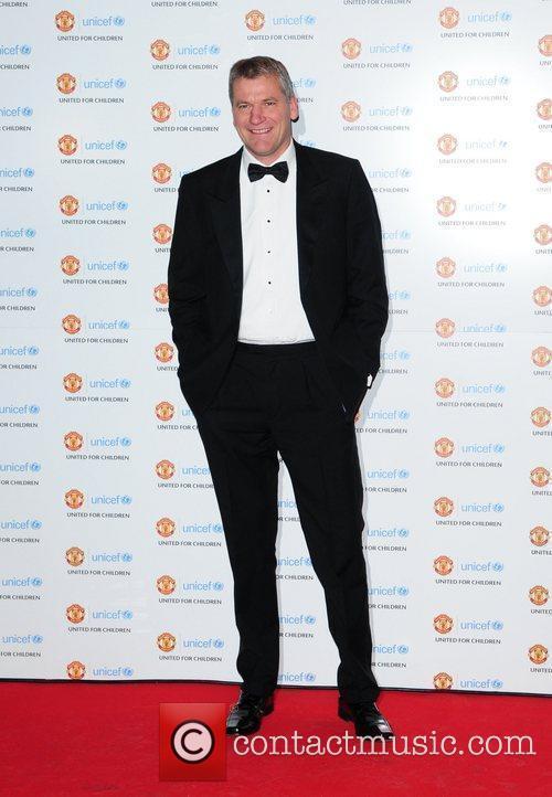 David Gill UNICEF Dinner 2010 held at Manchester...
