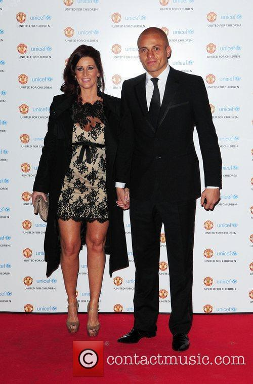 Wes Brown, Manchester United, Unicef