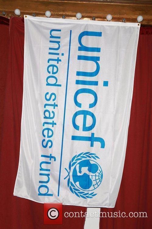 Atmosphere  1st Annual UNICEF Masquerade Ball celebrates...