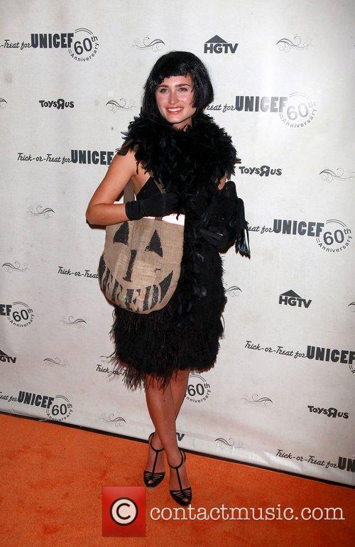 Lauren Bush and Unicef 11