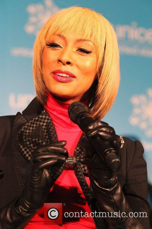 Keri Hilson and Unicef 5