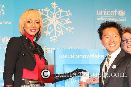 Keri Hilson and Unicef 10