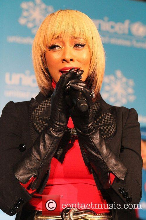 Keri Hilson and Unicef 9