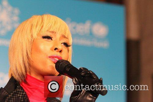 Keri Hilson and Unicef 11