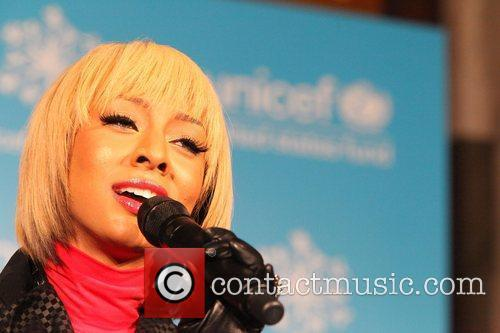 Keri Hilson and Unicef 6