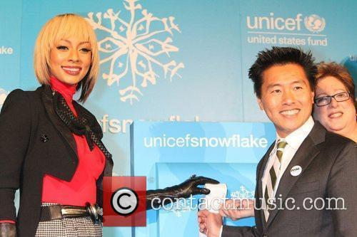 Keri Hilson and Unicef 4