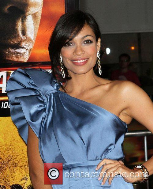 Rosario Dawson and Celebration 4