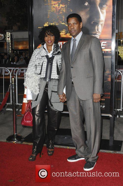 Denzel Washington and Pauletta Washington 10