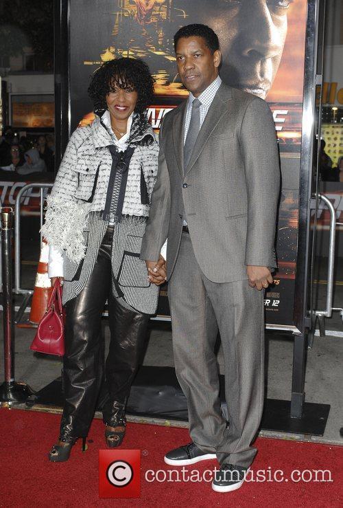 Denzel Washington and Pauletta Washington 1
