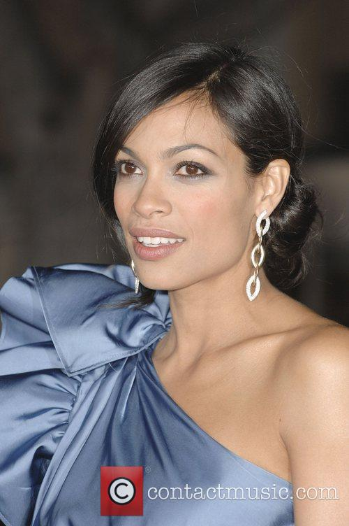 Rosario Dawson and Pauletta Washington 10