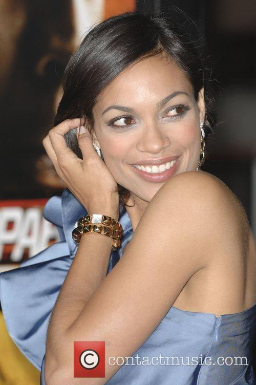 Rosario Dawson and Pauletta Washington 13